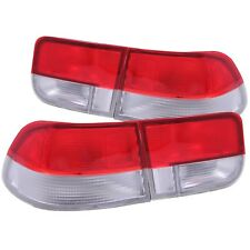 Anzo USA 221147 Tail Light Assembly Fits 96-00 Civic
