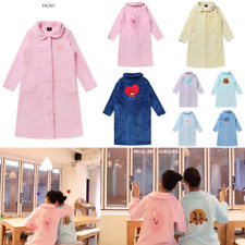BTS merchandise BT21  x Hunt Official - Flannel Night Dress Pajama Sleepwear