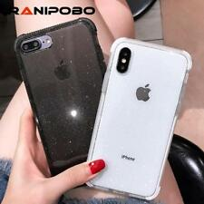 Shining Glitter Powder diamond Phone Case For iPhone X XR XS Max 8 7 Plus 6 6SPl