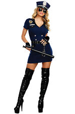 Brand New Police Officer Cop Pat U. Down Adult Costume