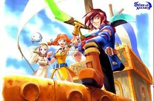 RGC Huge Poster - Skies of Arcadia Legends Sega DreamCast GameCube - EXT420