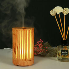 Essential Oil Diffuser 100ml Ultrasonic Cool Mist Humidifier  7 Color LED Lights