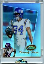 RANDY MOSS   2004 ETOPPS IN HAND   ONE OF ONLY 1250