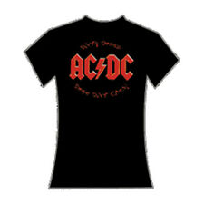 ACDC. Dirty deeds GIRLY SKINNY ALL SIZES