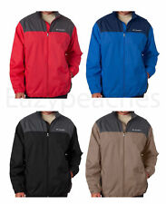 Columbia Sportswear Mens Size XL 2XL 3XL XXL XXXL WATER Resist Packable Jacket