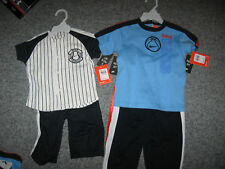 NIKE Boys 2 Piece Base or Basket Ball Shirt/WarmUP Pant