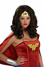 Wonder Woman Costume Wig Secret Wishes Collection 51785
