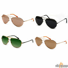 Aviator SHADES SUNGLASSES niki-orange SONNENBRILLE NEU!