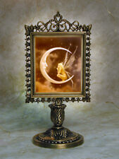 Lithophane Lamp - FAIRY MOON Styles  Fine Porcelain