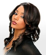 LACE WIG KISS BY ZURY LACE FRONT WIG  LONG WAVY WIG