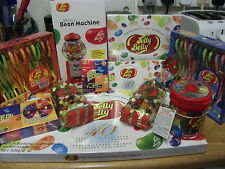 JELLY BELLY XMAS CHRISTMAS GIFTS PRESENTS PACKS GAMES MACHINE ALL LISTED HERE