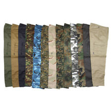 MENS COMBAT TROUSERS ARMY CARGO RANGER WORK WEAR CAMO US BDU CASUAL PANTS W28-48