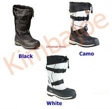 Baffin Impact Ladies Womens Winter Boots Colors Black White Sizes: 6 7 8 9 10 11