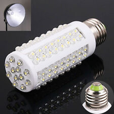E27 108 LED Light 110V / 220V 7W 360° Ultra Bright Corn Bulb Lamp 6000-6500K
