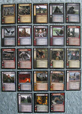 Lord of the Rings TCG Ents of Fangorn Rare Cards Part 2/2 (CCG LOTR)