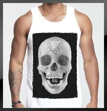 MENS SINGLET RETRO FASHION DESIGNER NENA DEATH SEXY ZERO FESTIVAL TANK TOP 6