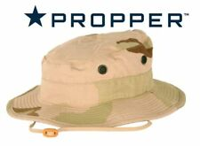 "Boonie Hat Desert Camo Military Spec 100% Cotton Ripstop 2 1/4"" Brim Propper"