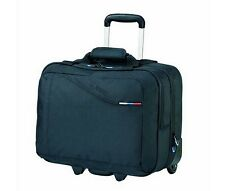 """American Tourister By Samsonite Rolling Laptop Case Cabin Fits up to 17"""" Laptop"""