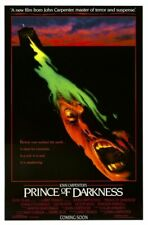 PRINCE OF DARKNESS 01 VINTAGE B-MOVIE REPRODUCTION ART PRINT CANVAS A4 A3 A2 A1