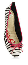 PALOMA ZEBRA - Redfoot Stylish and very comfortable folding leather shoes