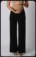 BRAND NEW *PEA IN A POD* MATERNITY BLACK SUITING PANT Casual/Office Size10/12/14
