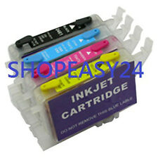 4 refillable ink cartridge compatible for office stylus printers