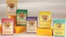Badger Organics Face & Body Soaps