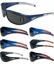 MLB Baseball 3 Dot Sports Wrap Sunglasses - Team Logo - Pick your team!