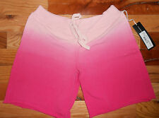NWT Bloch Dancer Drawstring Coverup shorts Ballet Cheer DipDyed Cutoffs Girls