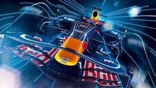 Red Bull RB4 Formula 1 Car CARS5049 Art Print Poster A4 A3 A2 A1