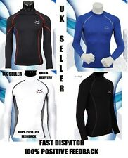 Compression running top/ base layer, tights, adult/junior, Golf, snowboard