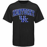 Kentucky Wildcats Arched University T-Shirt - Black