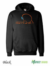 Rock Climbing Bouldering Wall Indoor Outdoor Hoodie S-XXL - black