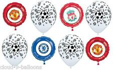 "Football Theme Party Helium Quality Balloons Pack (1 x 18"" Foil + 6 x 11"" Latex)"