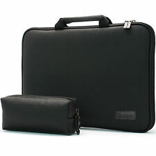 Burnoaa Laptop Case Sleeve Cover Pouch Bags Memoryfoam for Apple Macbook Air Pro