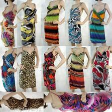 Beach Cover Up Patterned Floral Animal Print Striped Ethnic Summer Swimwear USA