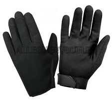ULTRA-LIGHT High Performance DUTY GLOVES Tactical Syn Leather Spandex Breathable