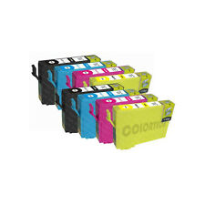 8 Compatible Ink Cartridges 18XL T1816 for Epson XP Printers (Non-OEM)