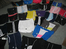 ADIDAS Womens Sport/Athletic Shorts,polyester,Elastic band,all styles & Sizes