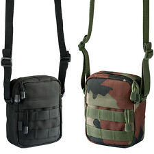POCHETTE BANDOULIERE URBAN MILITAIRE TREKKING ARMEE CAMOUFLAGE PAINTBALL AIRSOFT