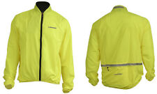 LIMAR BICYCLE SHOWER JACKET YELLOW
