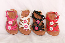 Hot New Toddler Girl's Adorable Sandals, Sizes 3 to 11