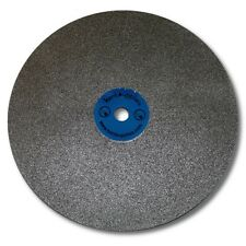 KENT 8 inch Diameter Quality Electroplated Diamond Coated Flat Lap Disk Wheel