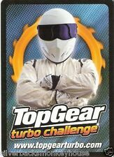 Top Gear Turbo Challenge Rare Trading Card (s) - You choose