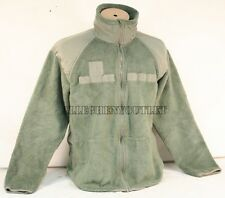USGI Army Level / Gen III POLARTEC FLEECE JACKET Polyester Foliage S M L XL VG
