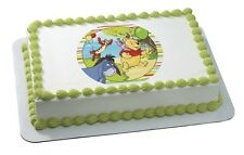 Winnie the Pooh Party Edible Cake OR Cupcake Toppers Decoration by DecoPac