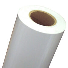 ECO SOLVENT/ SOLVENT WHITE PVC (CAR WRAPPING) MEDIA, WATERPROOF 140GSM [P10140G]