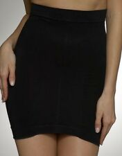 Figleaves Shapewear Pull In Slip Black Firm Body Control Shaping Slip All Sizes