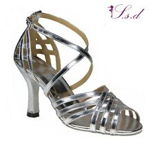 *SELECTABLE MATERIALS COLOR CLASSIC WOMEN'S LATIN BALLROOM DANCE SHOES_293