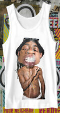 LIL WAYNE VEST TANK TOP MENS WOMENS SUPREME OBEY DOPE SWAG JAY Z SNOOP DOGG NEW